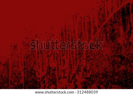 halloween theme blood and grunge background - Blood For Halloween