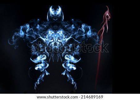 haloween - stock photo