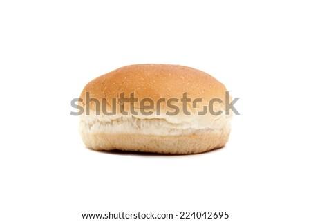 Hamburger Bun - stock photo