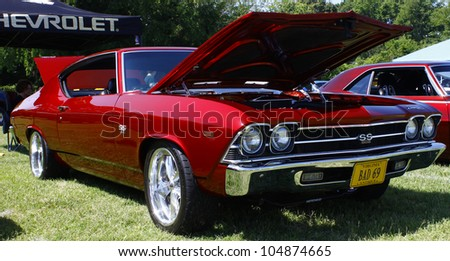 2014 Chevy Chevelle Ss 9:a 1969 chevy chevelle ss