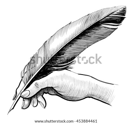 Hand and Quill