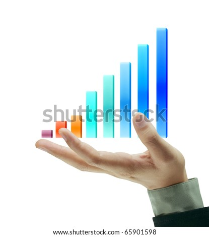 hand business people - stock photo