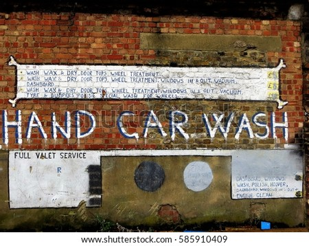 Car Wash Vicente St