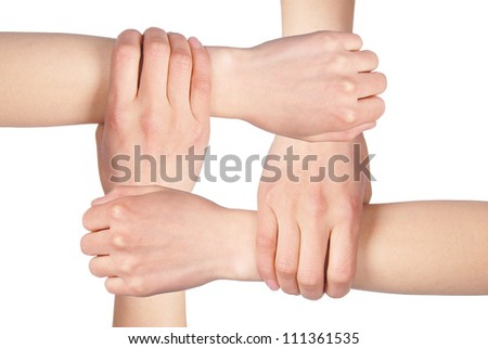 Hand care - stock photo