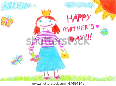 stock-photo-hand-drawn-card-for-mother-s