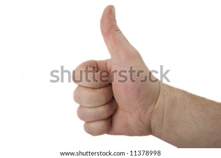 "hand gesture denoting ""all good"""