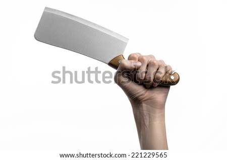 hand holding knife large stock photos images pictures shutterstock. Black Bedroom Furniture Sets. Home Design Ideas