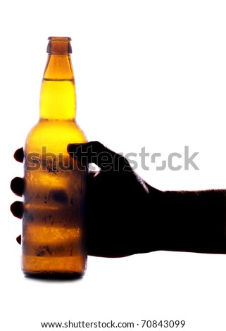 Help Identifying this Aboriginal hand tool Stock-photo-hand-holding-beer-bottle-studio-cutout-70843099