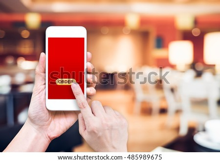 Blurred Background Customer Restaurant Blur Background ...