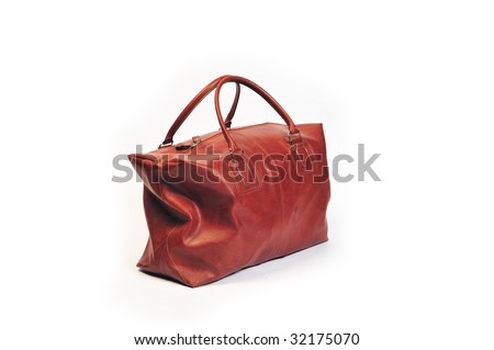 hand luggage - stock photo