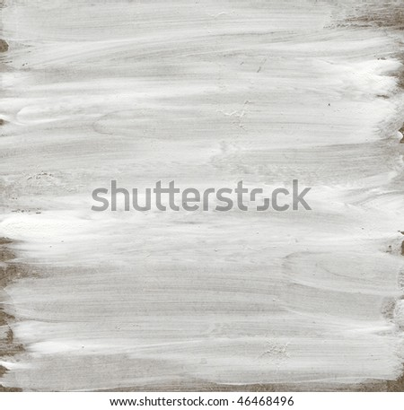 hand painted  paper texture - stock photo