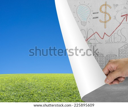 Open Flip Chart Stock Photos, Royalty-Free Images & Vectors