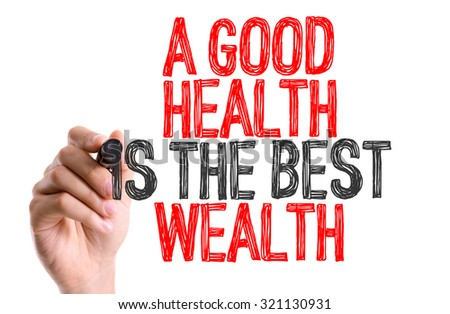 Essay about good health