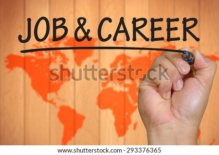 hand writing job and career  .