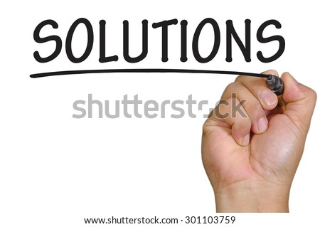 hand writing solutions