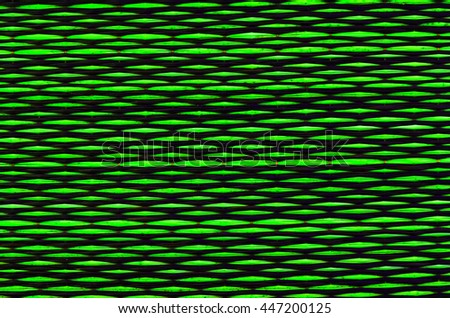 handicraft mat background,Texture of native thai style weave sedge mat background. - stock photo
