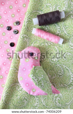 Handicrafts - stock photo