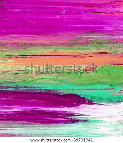 handmade abstract background