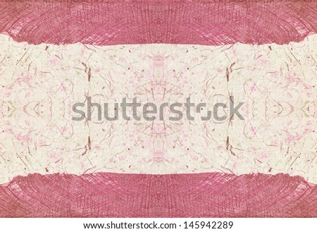 Handmade color paper for background - stock photo