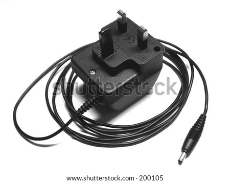 handphone charger or adapter
