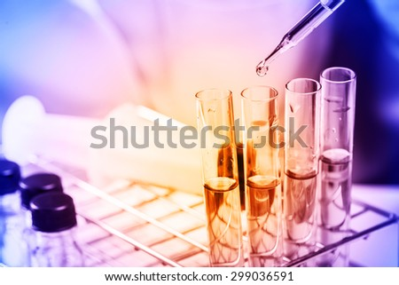 Hands of clinician holding tools during scientific experiment in laboratory,MERS