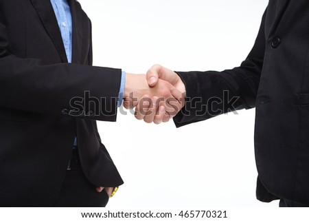 handshake business