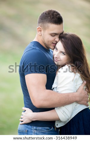 Casual dating kissing