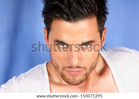 Brown Eyes Man Stock Photos, Images, & Pictures | Shutterstock