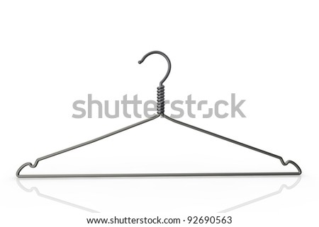 Hanger - stock photo