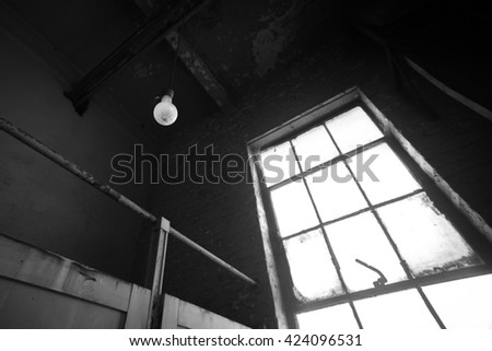 Hanging Light-bulb