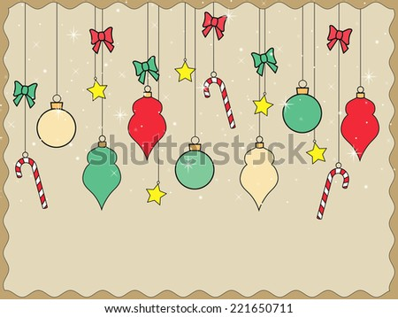 Hanging Ornaments