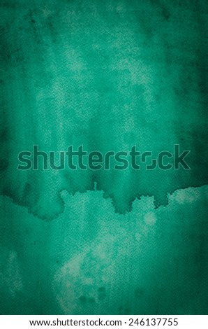 hanmade watercolor painting background texture - stock photo
