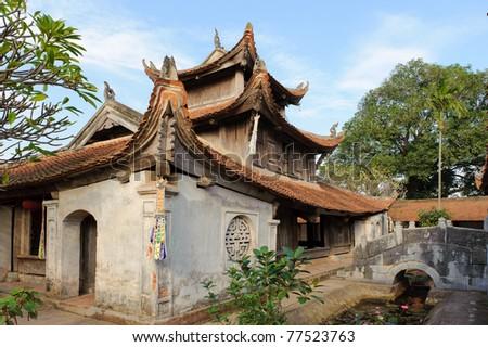 Hanoi - stock photo