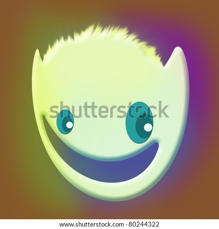Happy - stock photo