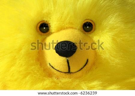 Happy Bear - stock photo
