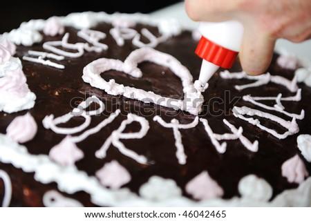 Happy birthday to you! - stock photo