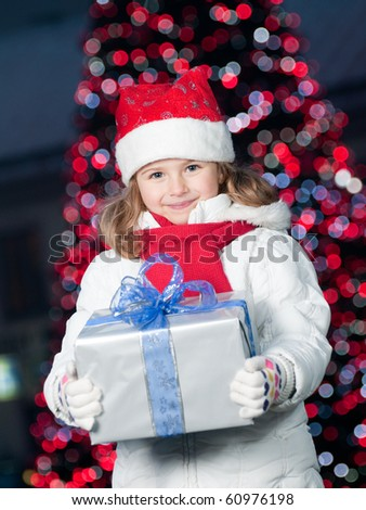 Happy Christmas time - stock photo