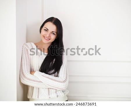 Girls now brunette teen — 1