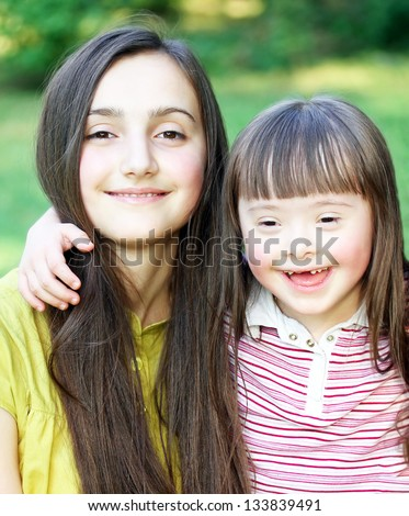 Happy family moments - stock photo