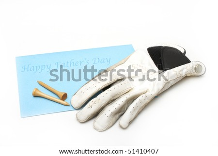 Happy Father's Day - stock photo