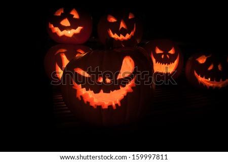 Happy Halloween - stock photo