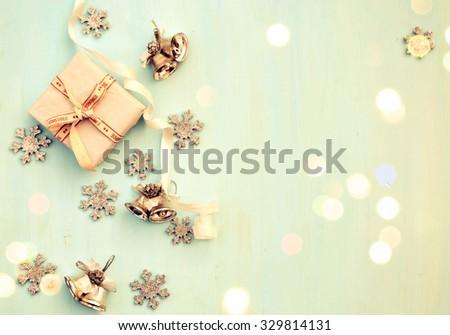 happy holidays ! - stock photo