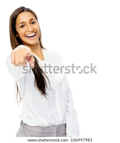 girl laughing pointing stock images royaltyfree images