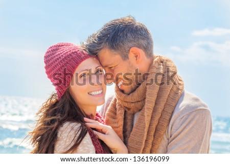 happy love - stock photo