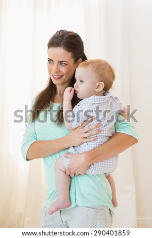 Mother Holding Child Stock Images, Royalty-Free Images ...