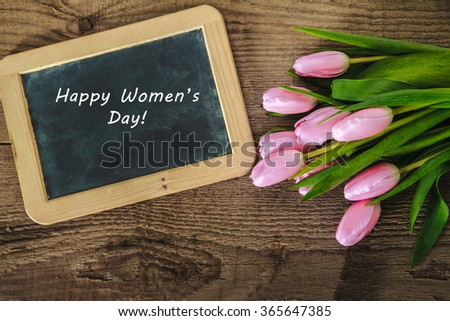 Happy Mother's Day! - stock photo