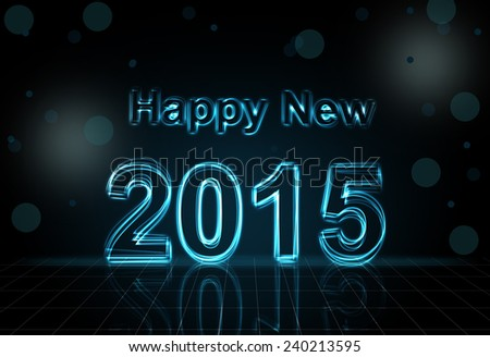 Happy New Year, 2015