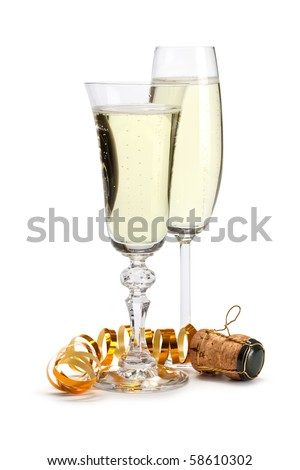 Happy new year - stock photo