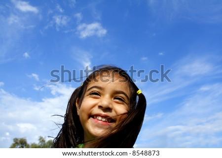 Happy Smiles - stock photo