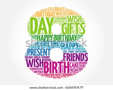 8th Birthday Stock Images Royalty Free Images Amp Vectors